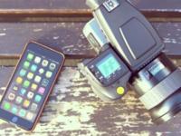 1亿像素的正面对决 iPhone对阵哈苏H6D