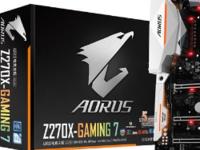 技嘉AORUS Z270X-Gaming7售2699
