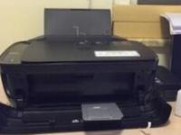 一分钱低成本打印 HP 5820喷墨打印体验