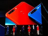 麒麟960+第三代双摄 荣耀V9正式发布