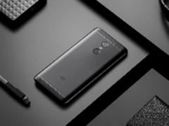 999元 红米Note 4X磨砂黑今日全网首卖