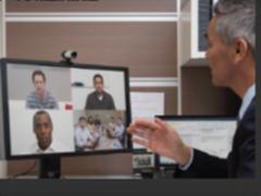 互联互通  视频会议智能云时代