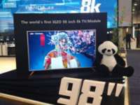 OLED对决量子点 坐拥IGZO中电熊猫崛起