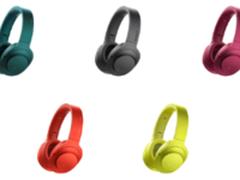 索尼耳机h.ear on Wireless NC伴你春游
