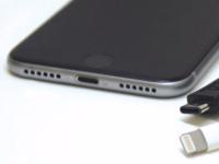 iPhone8或将采用USB Type-C接口