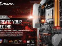技嘉发布AMD 锐龙处理器主板产品