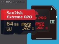 什么是UHS超高速SD卡?三代有什么区别