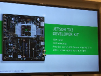 瞄准人工智能 NVIDIA推Jetson TX2平台