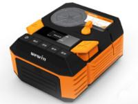 小巧便携好用 品胜W100T便携式标签机