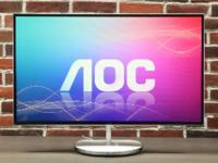 一机两用!AOC企鹅影霸 S32P显示器评测