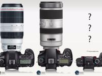 索尼即将发布新款FE 100-400mm G镜头