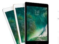 苹果推出新款9.7英寸iPad 仅2688元起