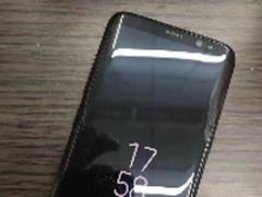 屏占比秒小米MIX 三星S8真机就长这样了