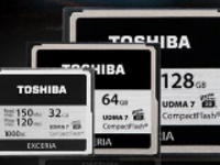 为拍摄而生 东芝 1000X CF存储卡 热销