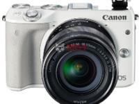 摄影利器 佳能EOSM3微单套装国美仅3199