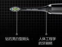 外形酷,功能强 飞利浦HX9声波震动牙刷