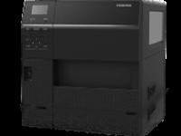 动能持久!东芝B-EX6T1工业条码打印机