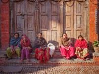 带GH5行摄尼泊尔3 最人文的巴德岗古城