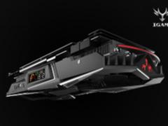 iGame鲨鱼仿生 16+2相供电全钽电容加持