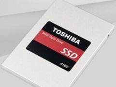 高速高效的崭新体验 东芝 A100固态硬盘