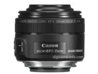 佳能EF-S 35mm f / 2.8 Macro 镜头曝光