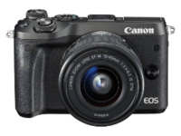 高低搭配 点评佳能EOS M5 M6无反双子星