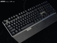 幻彩RGB背光 雷柏V720机械键盘售399元