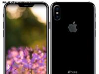 正面惊艳 iPhone8靠谱定妆照曝光