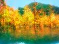 Photoshop把外景照片转换成水彩画效果