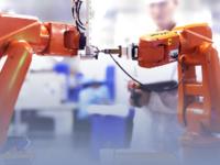"""""""匠""""""""智""""雷柏外设机器人自动化生产"""