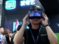 深圳奇遇4K VR一体机 专访爱奇艺李幸