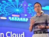 全球云计算开源大会 感受华为开放创新