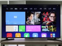 目前最智能的电视 小米电视4A 65�计啦�