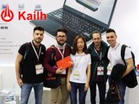 Kailh凯华香港电子展亮相更多键盘轴体