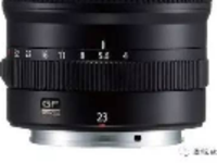 富士发布GF 110mm f/2 GF 23mm f/4镜头