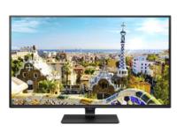 43��4K LG发布4路HDMI可分屏显示器