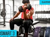 Garmin推出vivosmart3健身手环