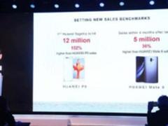 华为Mate9叫好又叫座 4个月售出500万台