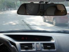 逼格升级 改装360行车记录仪双镜头评测