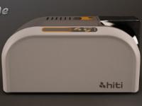 个性卡设计 呈妍CS-200E证卡打印机热售