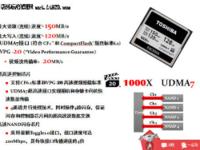 超高速数据交换 多款热销存储卡推荐