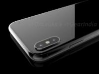 完爆锤子 iPhone8终极渲染图曝光