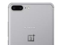 一加手机5配平行双摄 酷似iPhone7 Plus