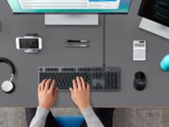 高效耐用 新罗技K840有线机械键盘上市