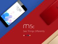 国行6月登场 魅蓝5C国际市场发布