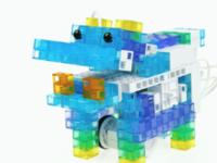 索尼KOOV可编程教育机器人增第23款示例