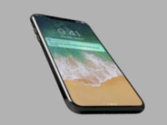 iPhone8最新渲染图:搭配iOS11效果极佳