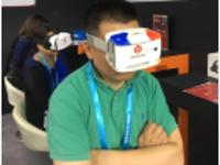 CES Asia 2017:蚁视VR引爆人潮