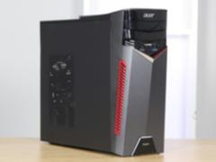 搭载AMD Ryzen更有实力!宏碁威武281游戏台式机评测
