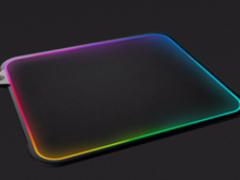 全球首款双面RGB鼠标垫 赛睿QcK Prism京东首发